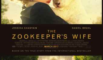 The Zookeeper's Wife — New Clips & Photos Now Available — In Theaters March 31st. #TheZookeepersWife