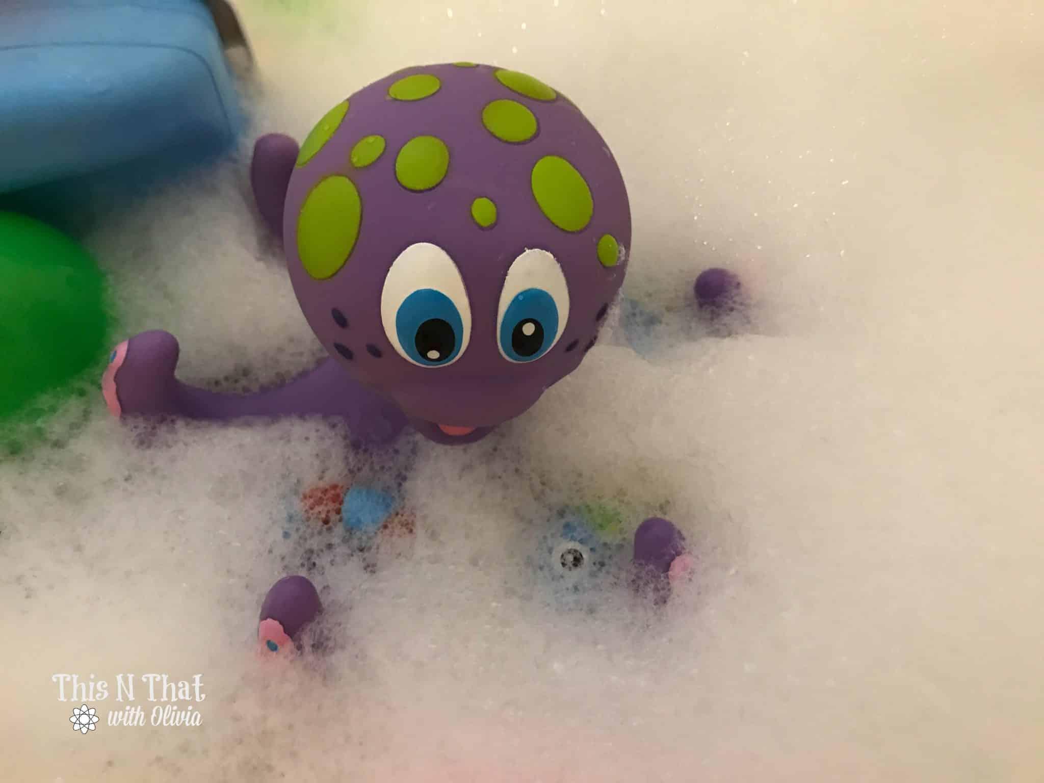Spring Bathtime Fun with Nuby! @NubyUSA #NubyUSA