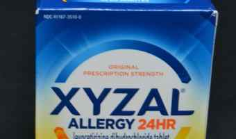 Conquer Allergies with Xyzal®Allergy 24 HR #ForgetAllergies