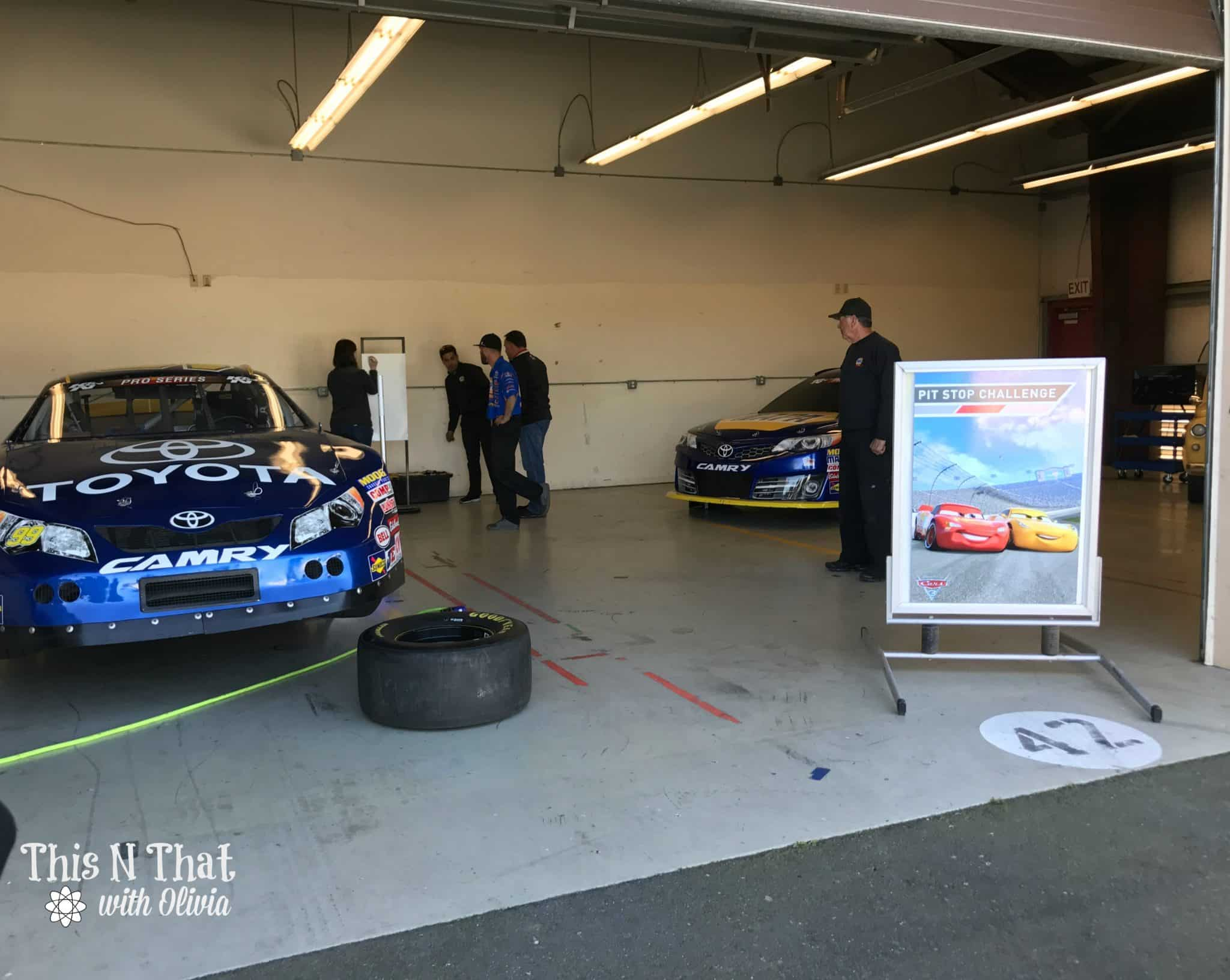 A Day At Sonoma Raceway + New Trailer For Cars