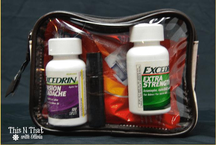 Headache Free Family Day + Headache Emergency Kit #MoreMomentsWithExcedrin #ad