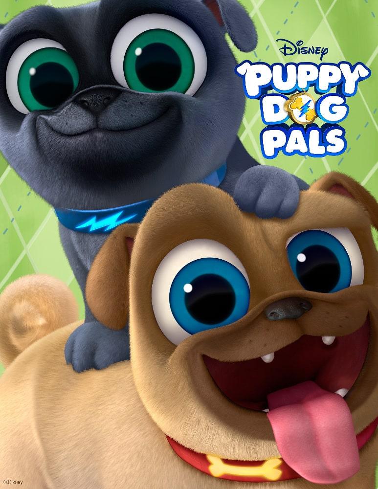 Puppy Dog Pals Premieres April 14th! #PuppyDogPalsEvent #Cars3Event