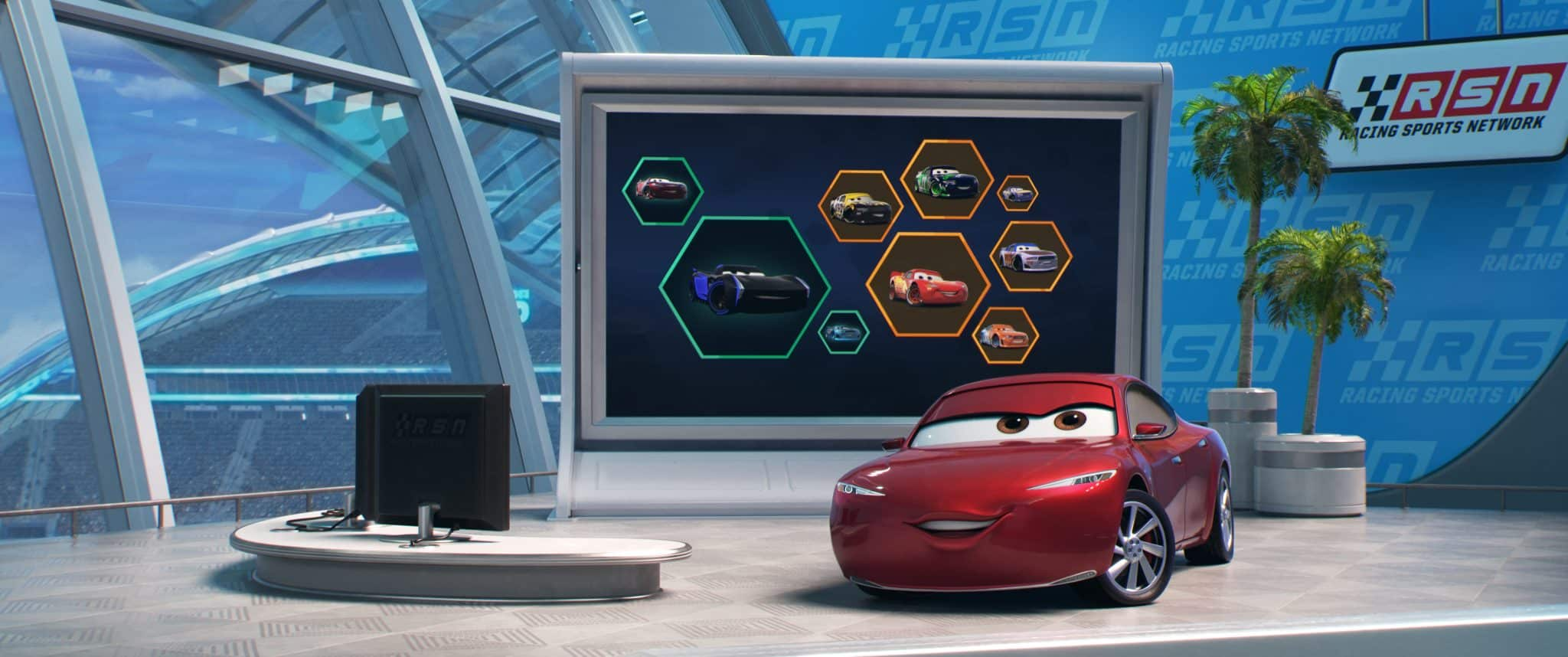 The Story of Cars 3! #Cars3Event