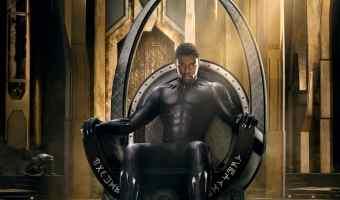 Marvel Studios' Black Panther – Teaser Trailer & Poster! #BlackPanther