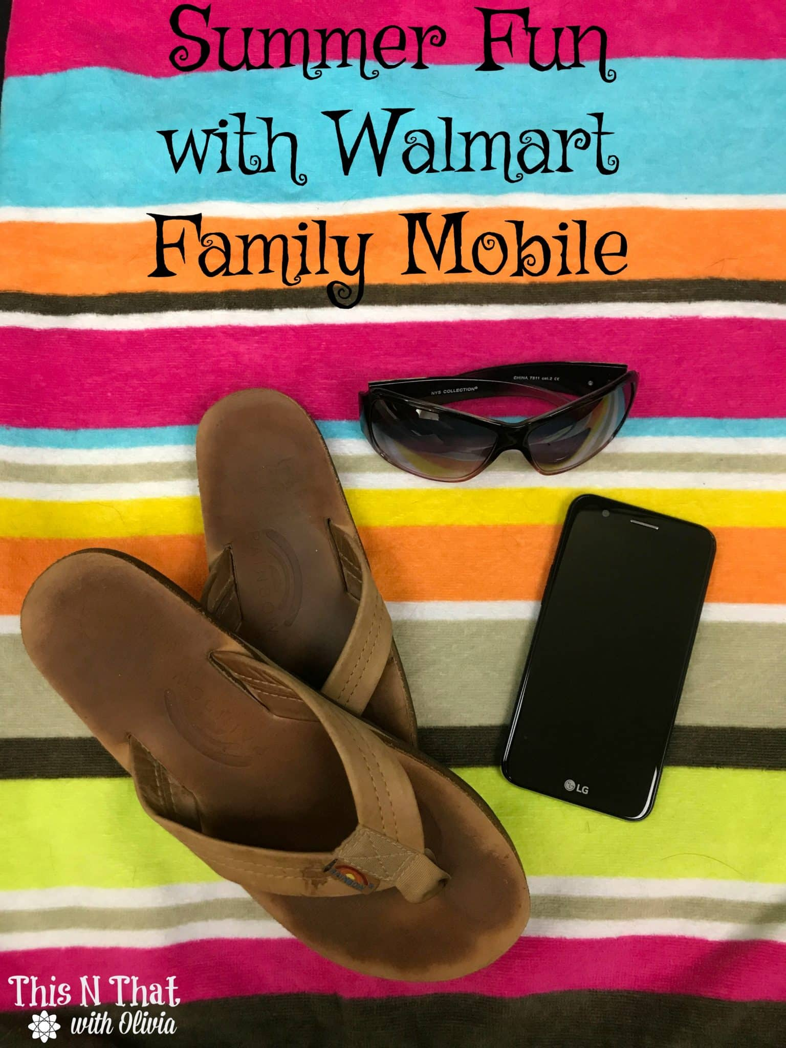 Enjoy Summer with the Walmart Family Mobile! #SummerIsForSavings #WFM1 @FamilyMobile