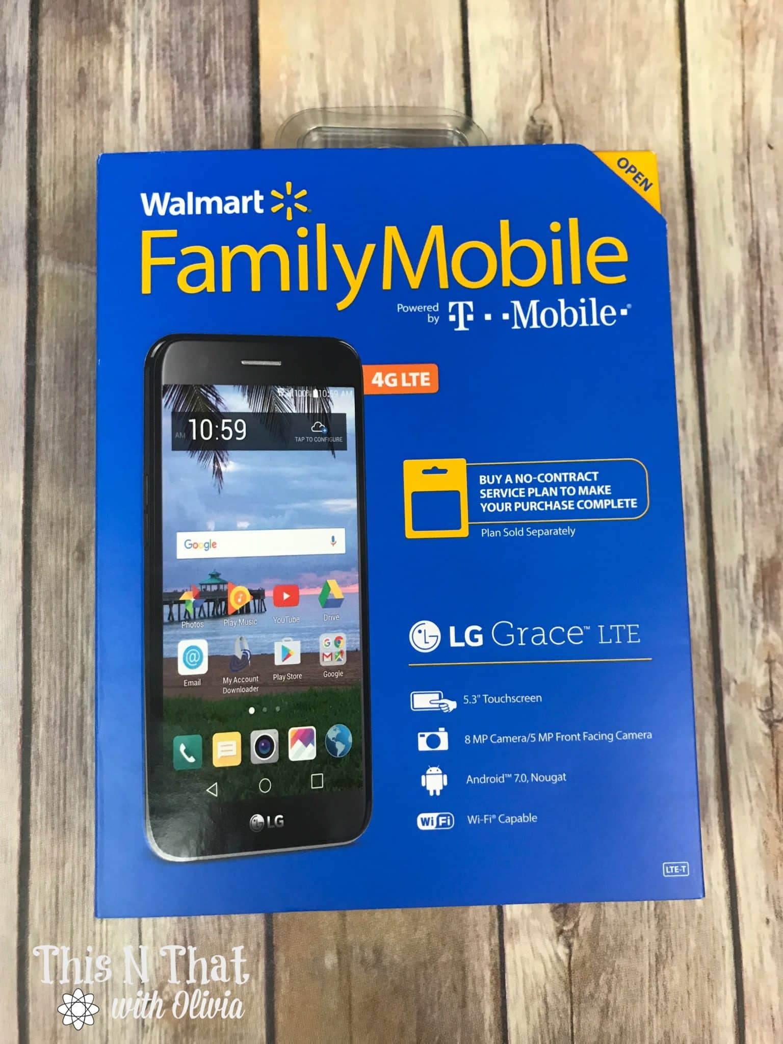 Enjoy Summer with the Walmart Family Mobile Plus Plan! #SummerIsForSavings #WFM1