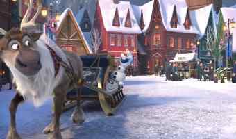 Walt Disney announces Olaf's Frozen Adventure #OlafsFrozenAdventure #Coco