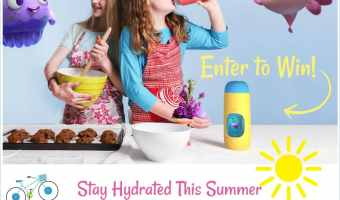Win a Gululu Interactive Water Bottle! @MyGululu