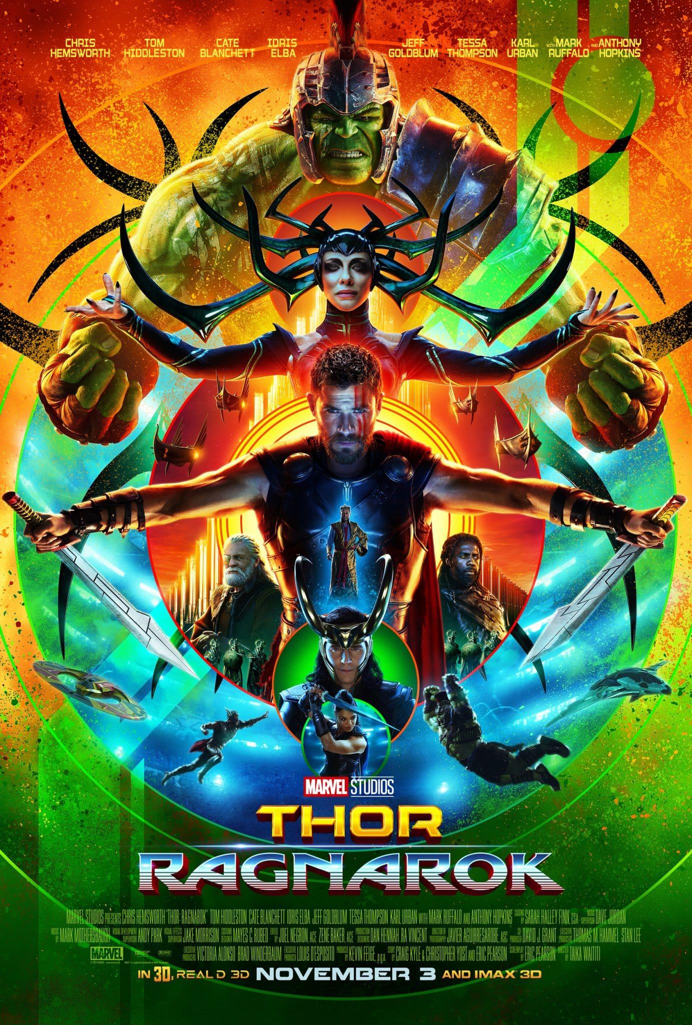 THOR: RAGNAROK New Featurette Now Available!!! #ThorRagnarok