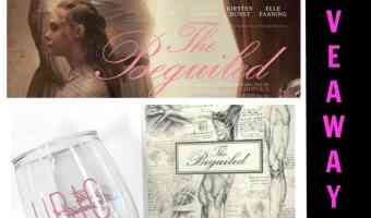 Enter to win a The Beguiled Prize Pack #TheBeguiled #Mrskking