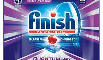 Amazon: Finish Quantum Max 64 Count Tabs only $8.76 Shipped! #Amazon
