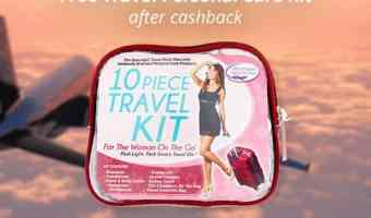 FREE Travel Kit + More Travel Deals! #Travel #Deals
