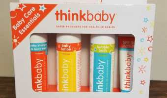 thinkbaby Baby Care Essentials Kit Giveaway! #SummerGuide