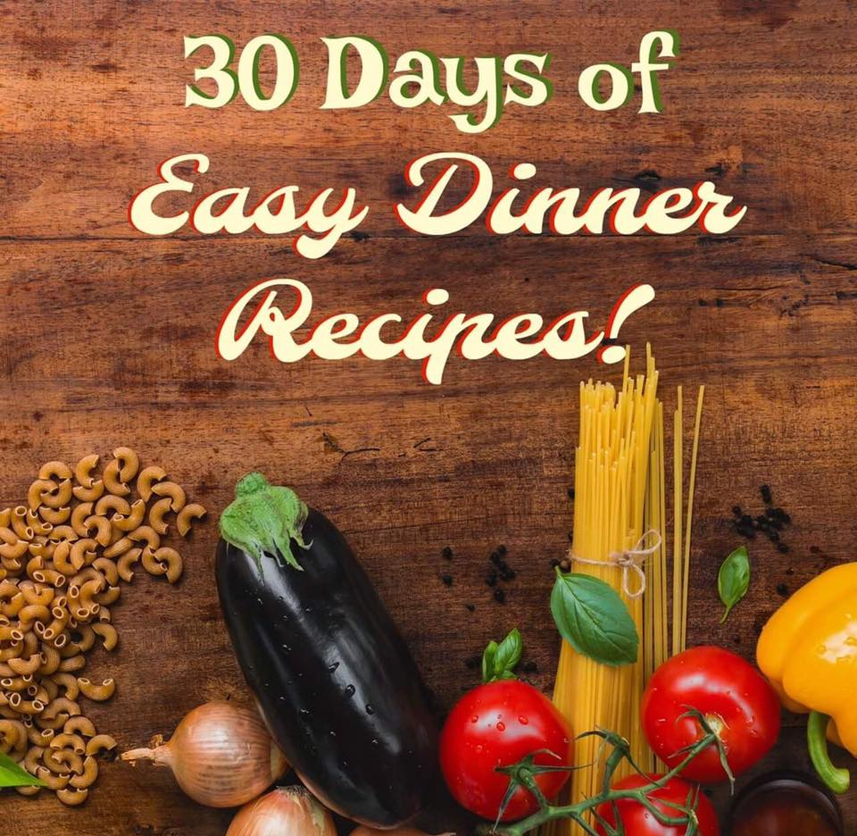 Slow Cooker Chicken Cacciatore #EasyDinners