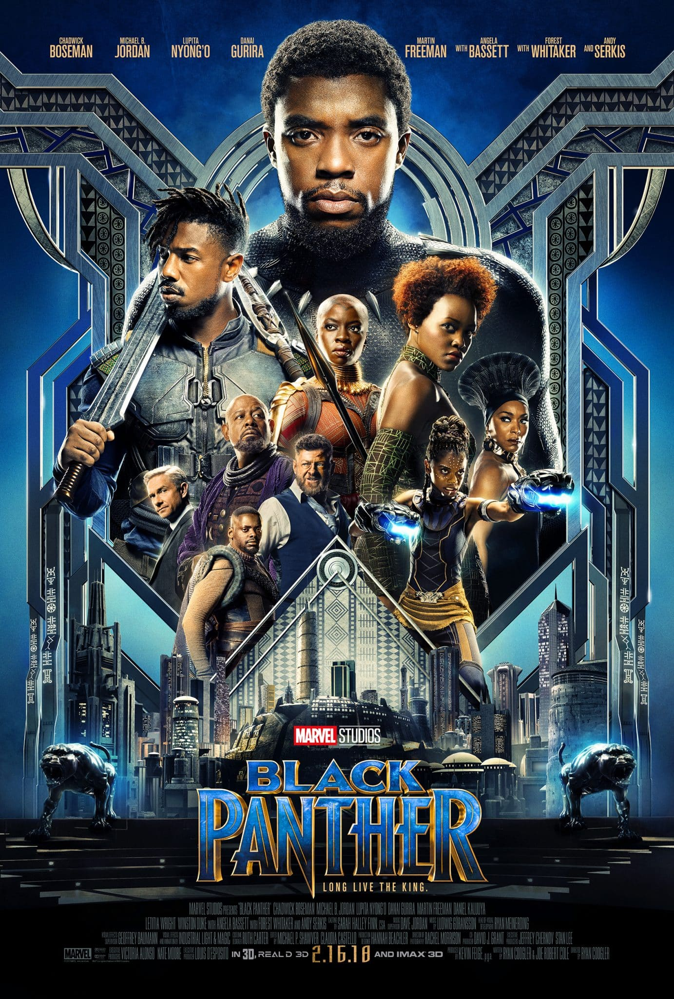 Enter to Win a Black Panther Prize Pack! #BlackPanther | #THBGiveaway