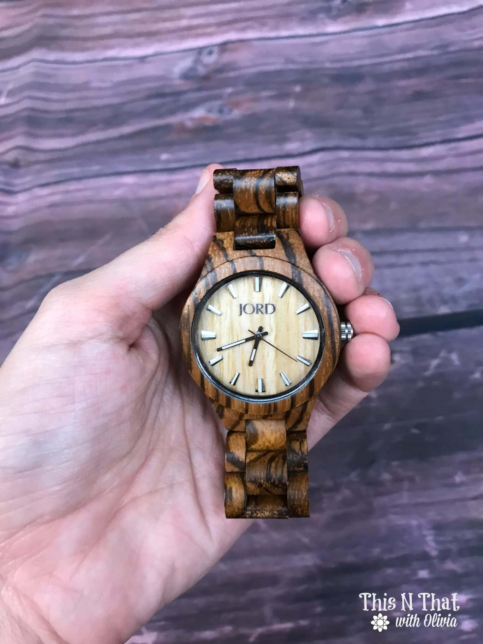 Win $100 to Jord Wood Watches + Score 25% off! @WoodWatches_com