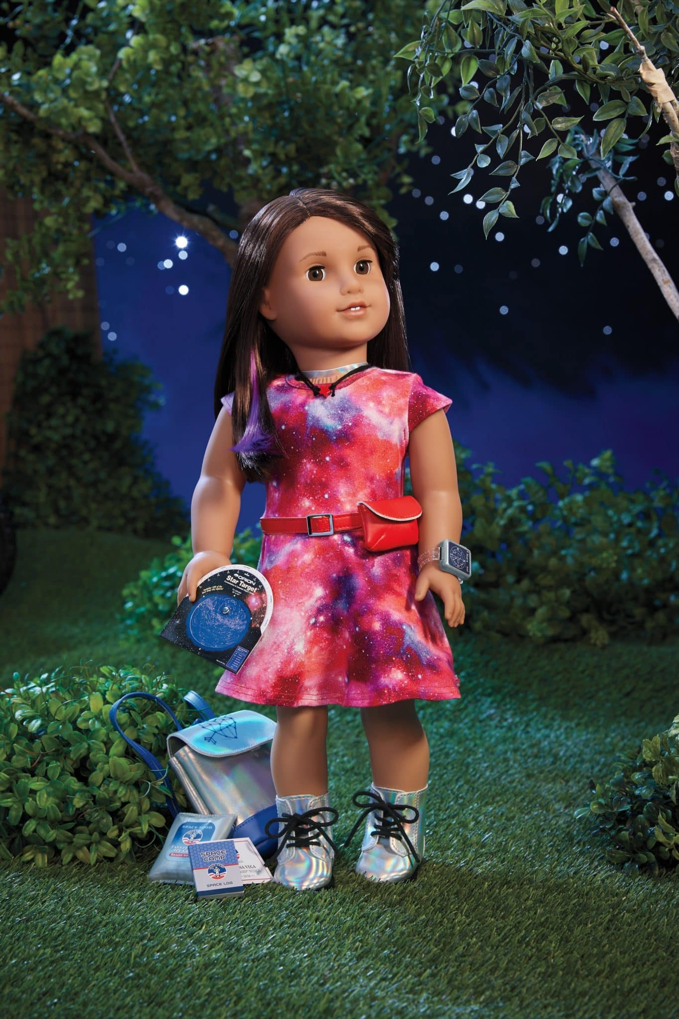 American Girl's Doll of the Year, Luciana Vega!! @American_Girl
