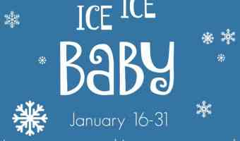 Ice Ice Baby Giveaway Hop — Win $10 PayPal Cash!