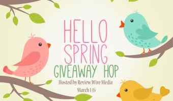 Hello Spring Giveaway Hop — Enter to Win $20 PayPal Cash!