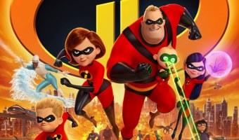 Disney•Pixar'sINCREDIBLES 2 – New Trailer & Poster! #Incredibles2