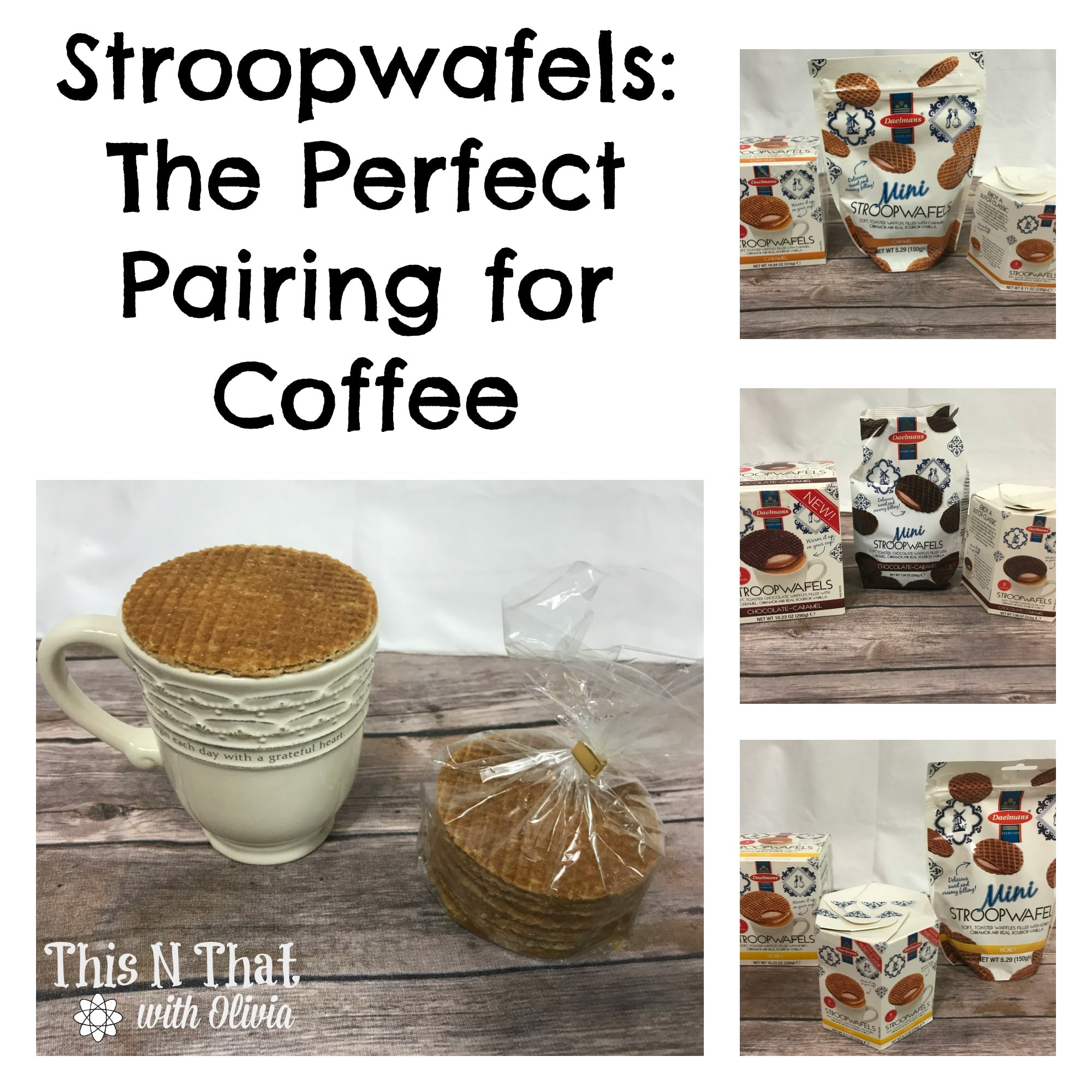 Stroopwafels: The Perfect Pairing for Coffee @DaelmansUS