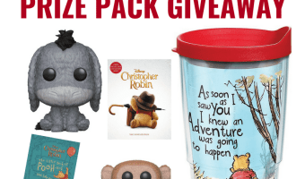 Win a Christopher Robin Prize Pack (Ends 8.16) #ChristopherRobin