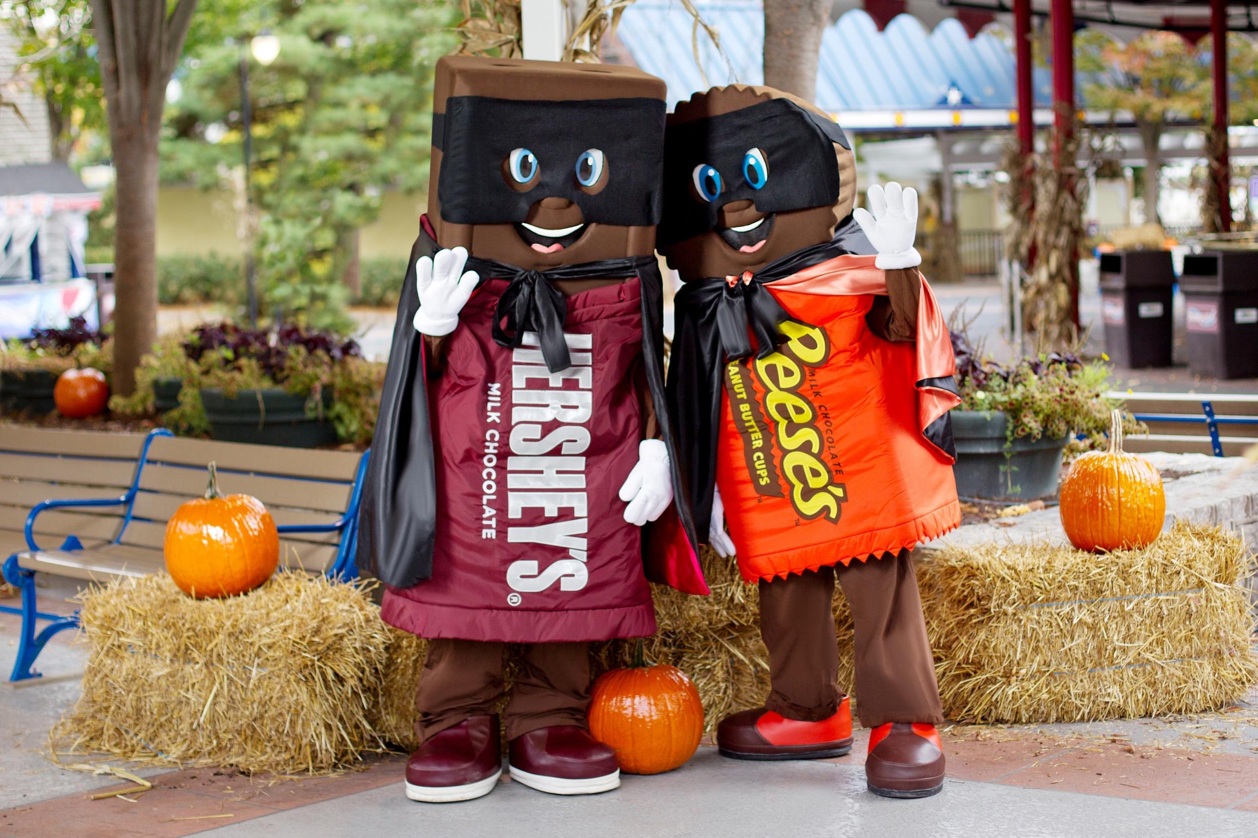 Halloween in Hershey Starts October 19th! #HersheyPA