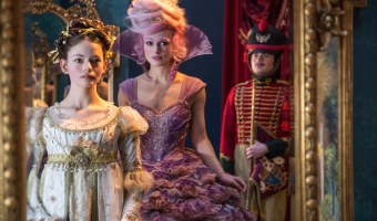 The Nutcracker and the Four Realms – New Poster & Trailer! #DisneysNutcracker