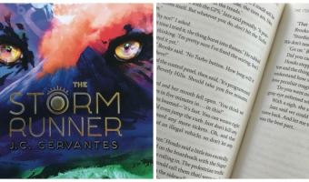 Win The Storm Runner Novel and $100 Visa GC (Ends 9/29)