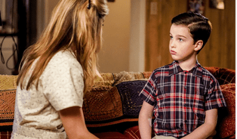Young Sheldon Season 1 Available on DVD! #YoungSheldon