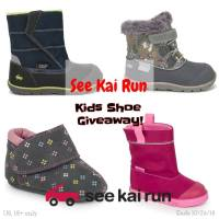 See Kai Run Kids Shoe Giveaway (Ends 10/26)