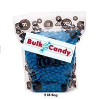 Blue M&M'S Bulk Candy Bag (2lb)