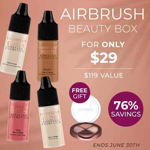 Luminess Beauty Airbrush Beauty Box!