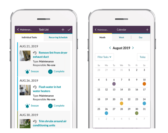 HomeZada is an app that uses data to manage your home for insurance, maintenance, remodeling, and financial purpose.