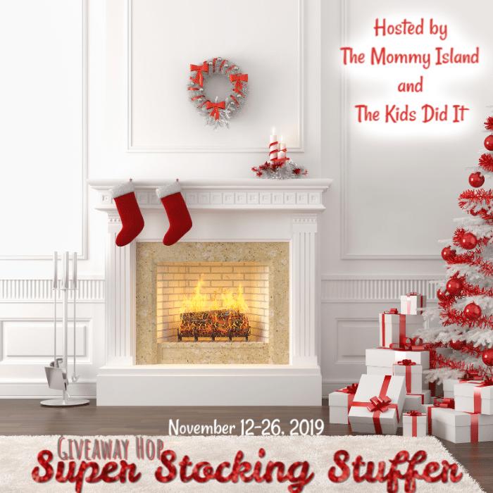 Super Stocking Stuffer Giveaway Hop! (Ends 11/22)