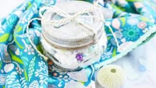 Fizzing Mermaid Bath Salts