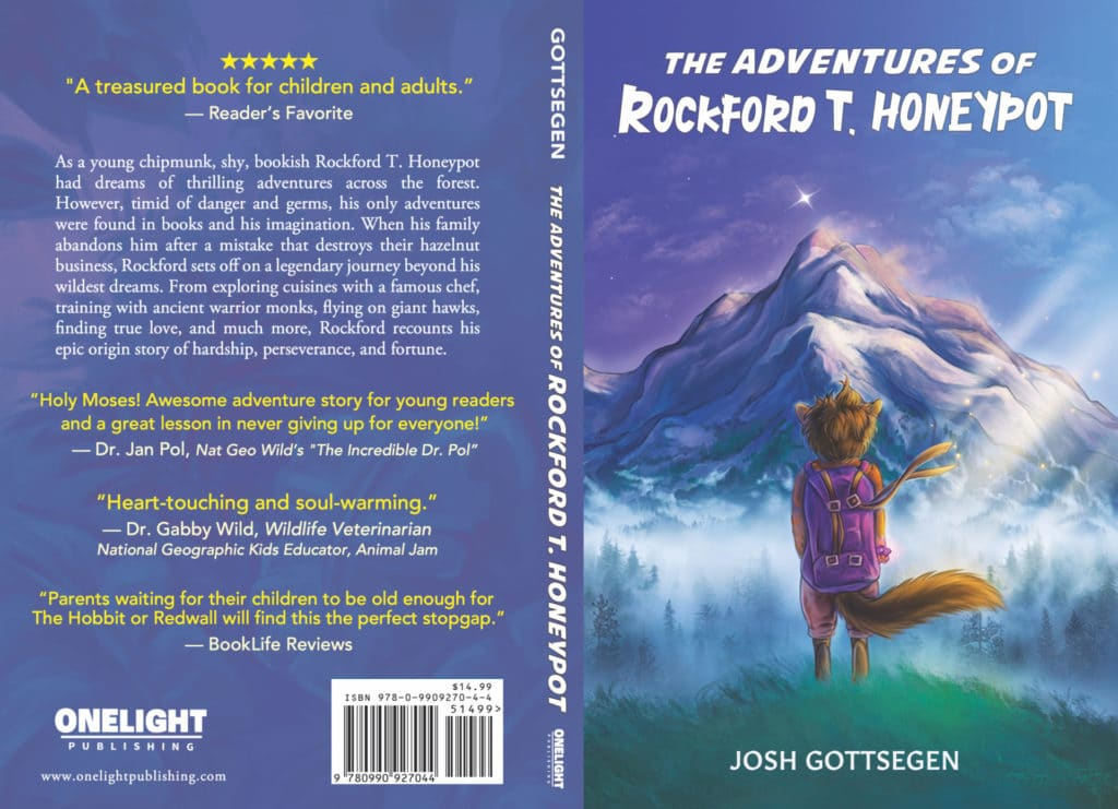 """About """"The Adventures of Rockford T. Honeypot"""""""