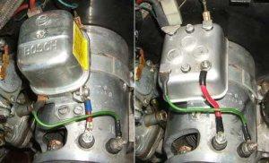 Voltage regulator crossreferences  Bosch electronic