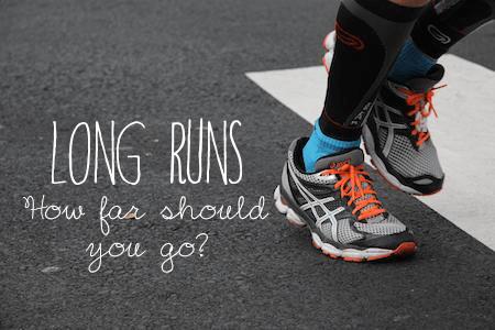 How long should your long run be