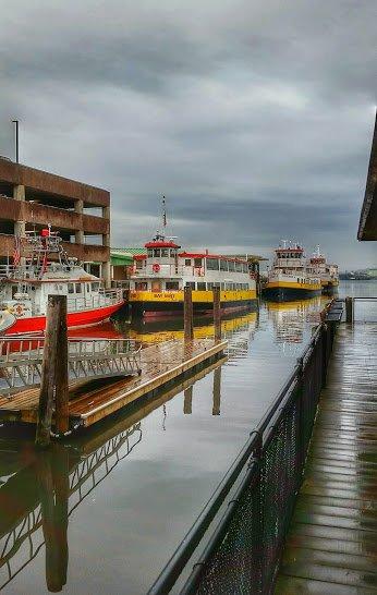 Portland Maine Waterfront