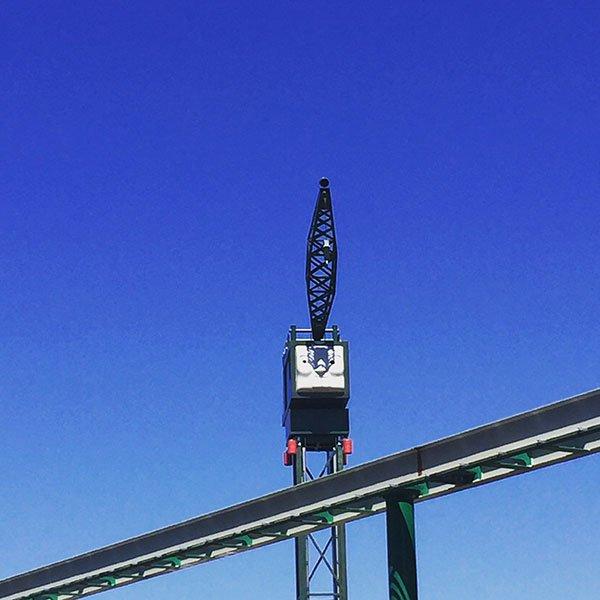 Cranky's Crane Drop