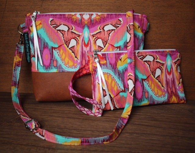 Sack of Thread Designs Shining Sea Grom Girl's Purse