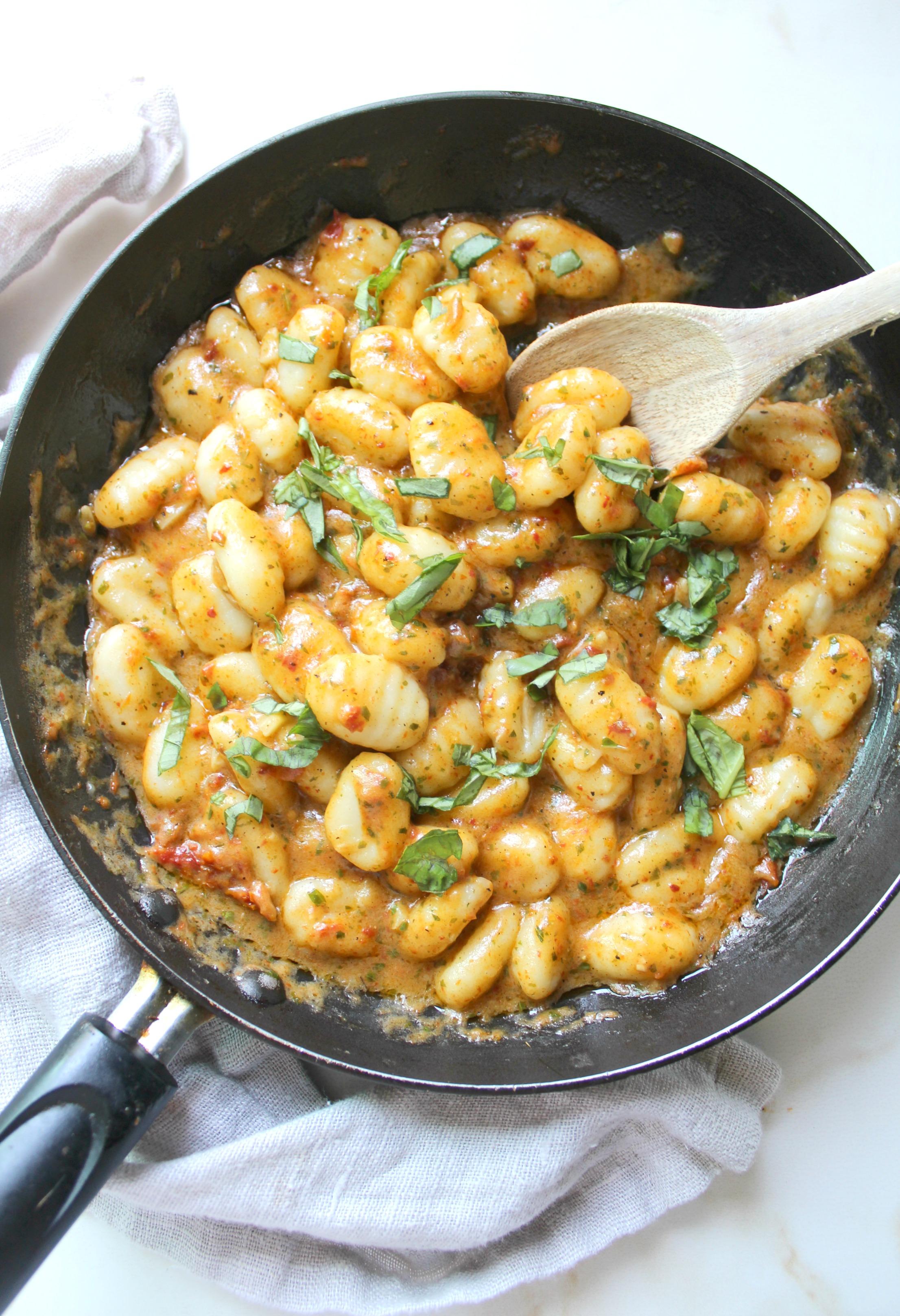 Gnocchi Sun Dried Tomato Recipe