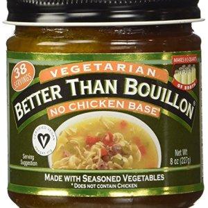 Better Than Bouillon No Chicken Base