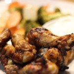 Amazing Brined Chicken Wings