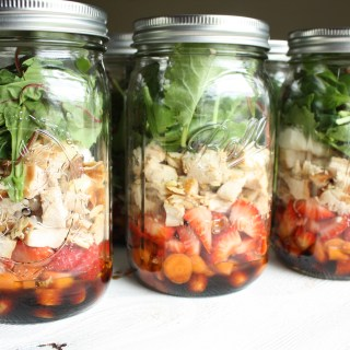 Salad in a Jar: Tips, Tricks and Recipe Tutorial