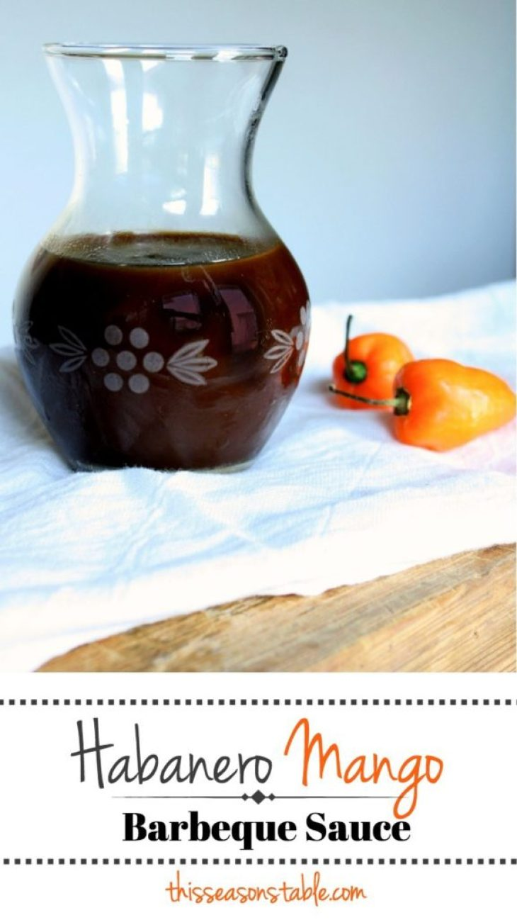 Add a little spice to your barbecue sauce this summer!