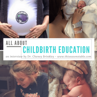 Why Childbirth Education Should be at the Top of your List when Planning for a Baby
