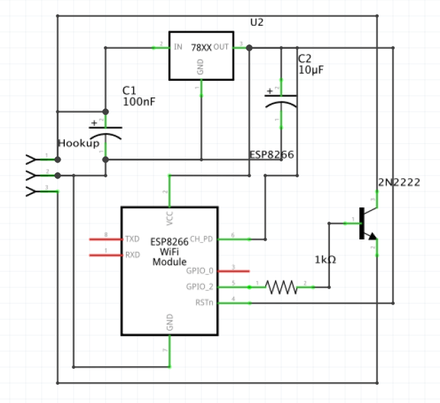 Wiring Diagram Of Automatic Voltage Regulator