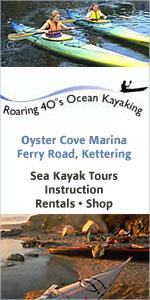 Roaring 40s kayaks